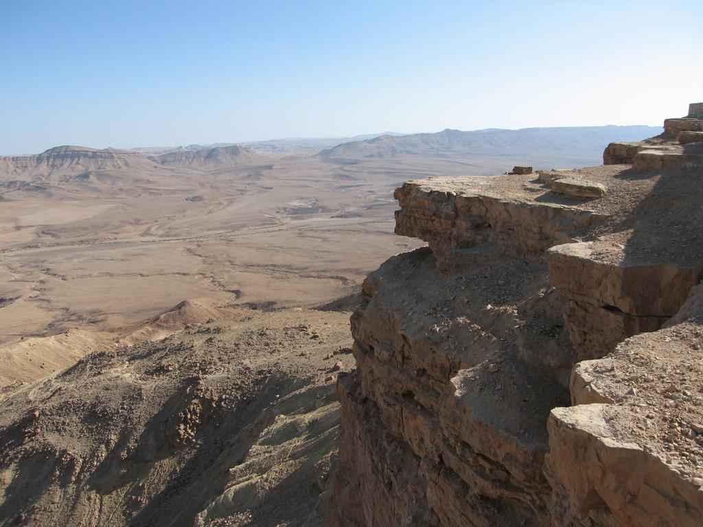 荒野の旅路 イスラエル・ネゲブ砂漠