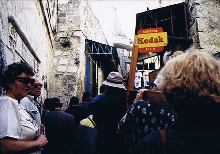 聖地旅行記 エルサレム 十字架の道